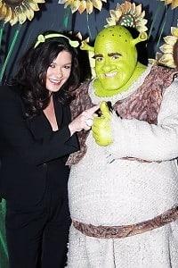 Catherine Zeta Jones, Shrek