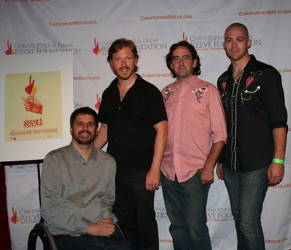 Torsten Gross, Jamie McLean, Brian Griffin, Jon Solo