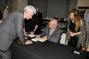 David Sulzberger, Buzz Aldrin, Lisa Cannon
