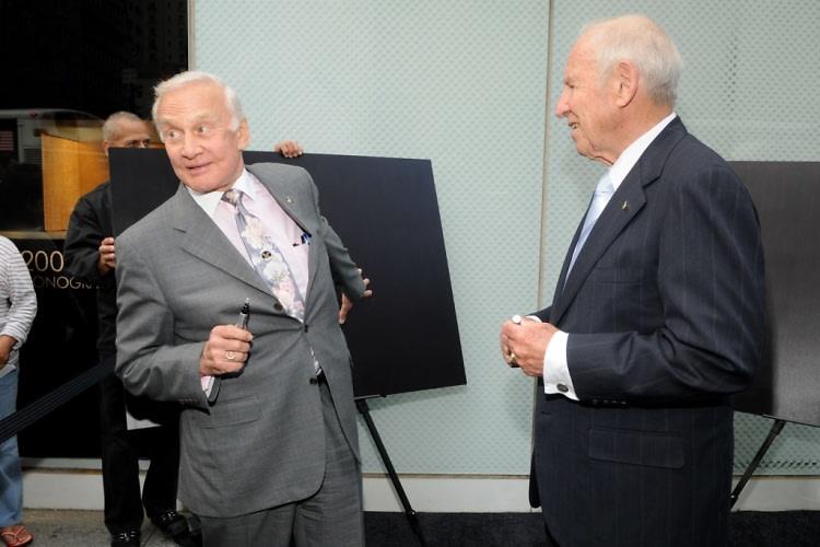 Buzz Aldrin, Jim Lovell