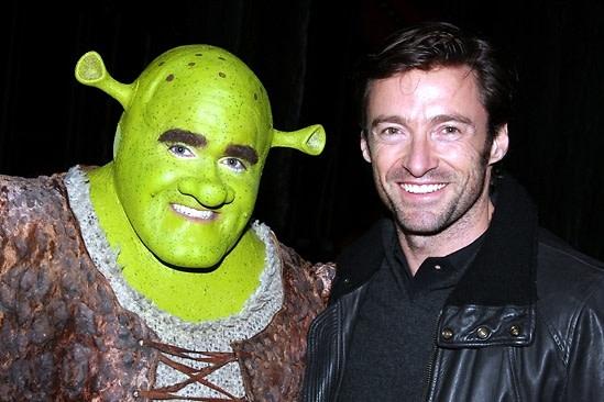 Shrek, Hugh Jackman