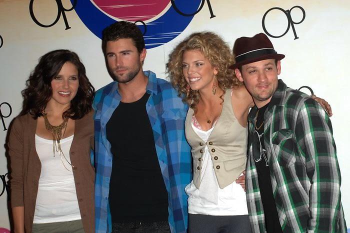 Sophia Bush, Brody Jenner, AnnaLynne McCord, Joel Madden