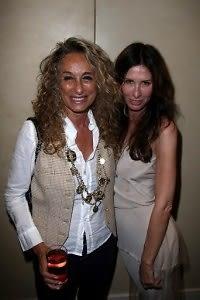 Ann Dexter Jones, Carole Radziwill