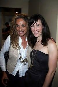 Ann Dexter Jones, Laurie Sandell
