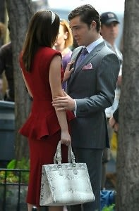 Leighton Meester, Ed Westwick