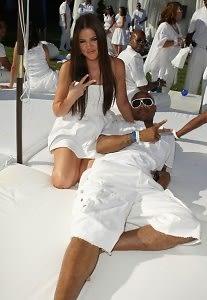 Khloe Kardashian, Rashad McCants