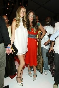 Whitney Port, Roxy Olin