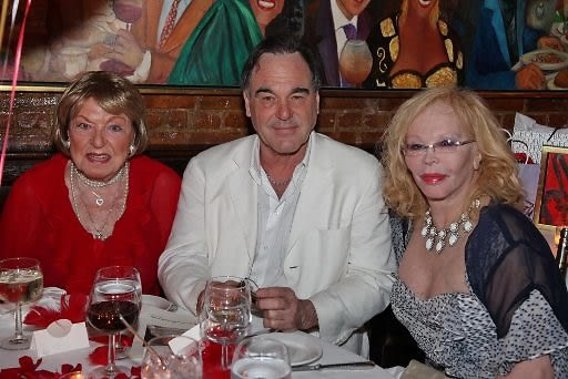 Jacqueline Stone, Oliver Stone, Monique Van Vooren