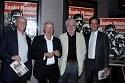 John Darnton, Stefan Austm, Richard Cohen, Boykin Curry