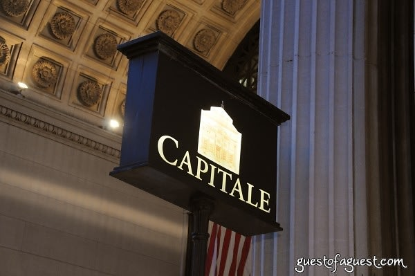 Capitale, a former bank in Chinatown