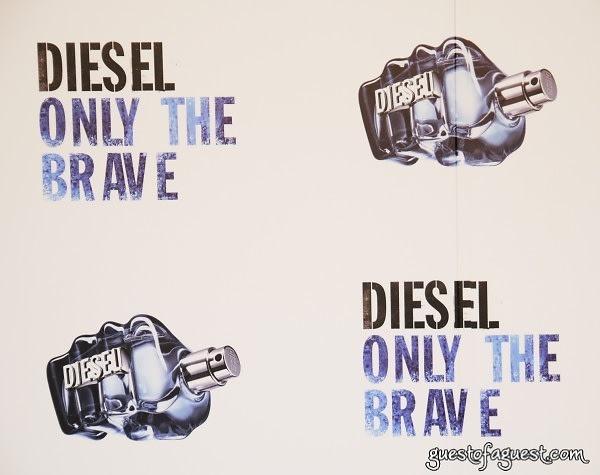 Diesel Only The Brave Men's Fragrance
