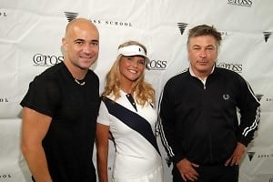 ba9699d2ef The Ross School Hits A Grand Slam With Their Celebrity Weekend Tennis Event