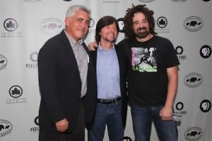 Adam Arkins, Ken Burns, Adam Duritz