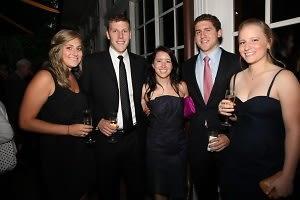 Allison Nicklin, Jeff Rough, Dan Rowland, Michael Arnold, Jennifer Rowland