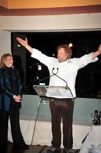 Barbara Fairchild, Tom Douglas
