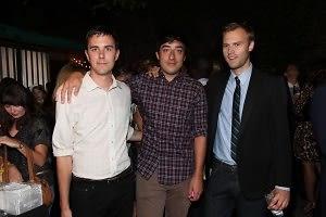 Chad McPhail, Ed Droste, Brian Phillips
