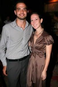 Steve Zucker, Nathalie de Berry