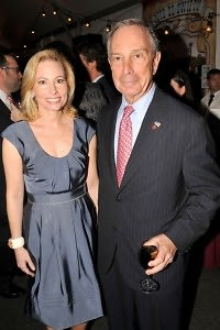 Gillian Miniter, Mayor Michael Bloomberg