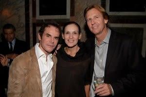 Stephen Knoll, Vicki Shorell, Steve Brown