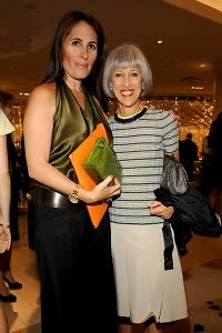 Kelly Posner Gerstenhaber, Maureen Corgan