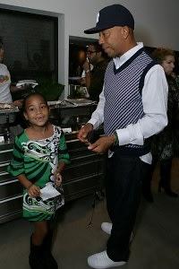 Aya Taylor, Russell Simmons