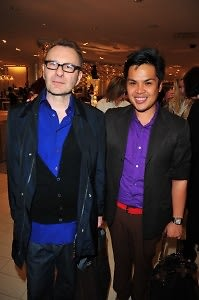 Mark Walsh, PJ Pascual