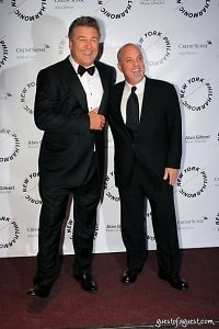 Alec Baldwin, Billy Joel