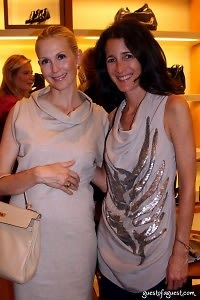 Kelly Rutherford, Amanda Ross