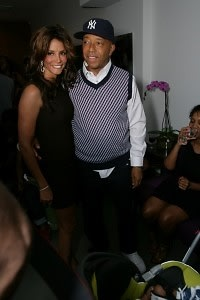 Kara Young, Russell Simmons
