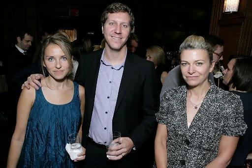 Lisa Paige Robinson, Matthew Robinson, Jane Fallon