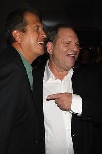 Mario Testino, Harvey Weinstein