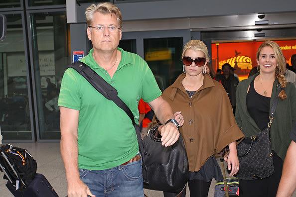Jessica Simpson, Joe Simpson