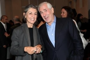 Paula Cooper, James Sollins