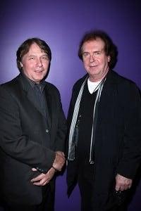 Alan Greenwood, Ian McDonald