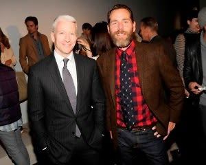 Anderson Cooper, Alex Carleton