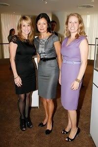 Karen Watkins, Laura Paulson, Nathalie Kaplan