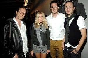 Joseph Holmes, Sienna Miller, Marcus Wainwright, David Neville
