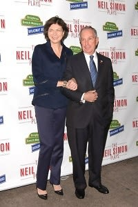 Diana Taylor, Mayor Michael Bloomberg