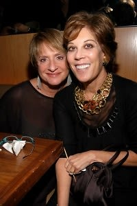 Patti LuPone, Peggy Siegal