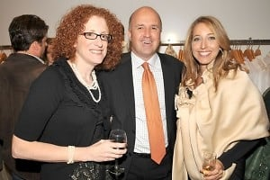 Caroline Richmond, Darish Maanavi, Elise Rosenberg
