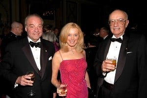 Matt Baudoin, Susan Sparks, Leo Wisniewski