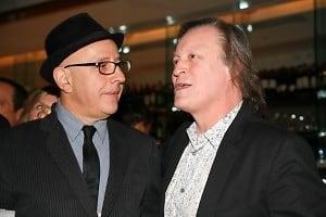 David Hershkovitz, Patrick McMullan