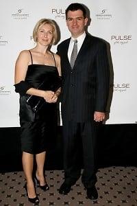Margaret Kaluza, Greg Kaluza