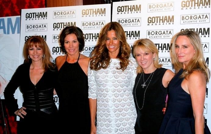 Jill Zarin, LuAnn de Lesseps, Kelly Bensimon, Ramona Singer, Sonja Morgan
