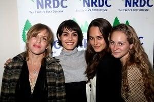Erica Nicotra, Shannyn Sossamon, Raye Levine, Emma Levine