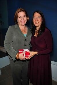 Christine Quinn, Karen Pearl