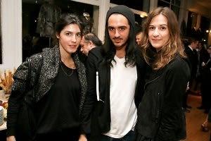 Danielle Corona, Ryan Korban, Alexandra Fritz