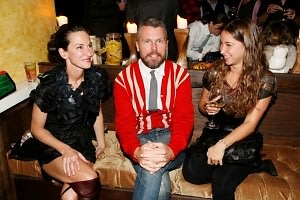 Cynthia Rowley, Bill Powers, Meredith Darrow