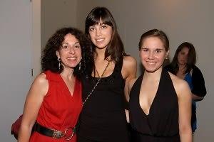 Ellen Friedland, Amanda Bowen, Cordelia Calvert