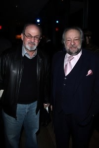 Salman Rushdie, Ricky Jay